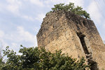 Balakənin Katex kəndində yerləşən XVII əsrə aid dördbucaqlı qala