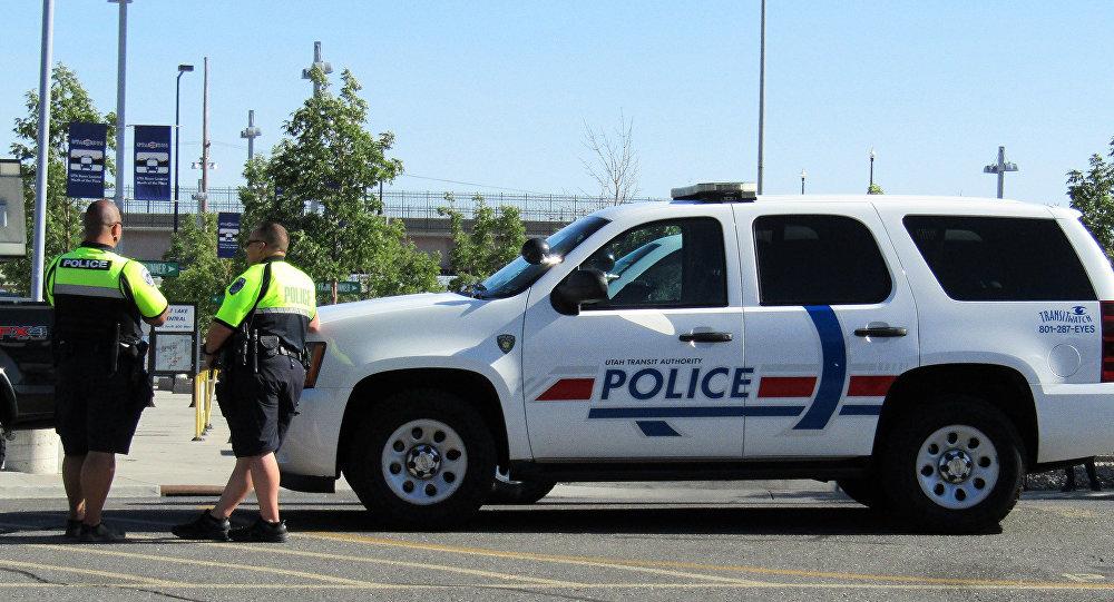 Polis Ford avtomobili