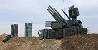 Зенитно-ракетный комплекс С-400 Триумф
