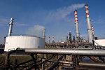 Türkiyənin İzmir şəhərinin Əliağa rayonunda yerləşən TÜPRAŞ (Türkiye Petrol Rafinerileri A.Ş) neft emalı zavodu