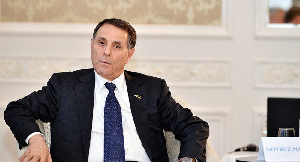Azərbaycan Prezidenti Administrasiyası rəhbərinin müavini Novruz Məmmədov