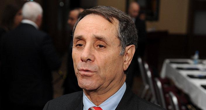 Заместитель главы Администрации президента Азербайджанской Республики, завотделом по внешним связям Новруз Мамедов
