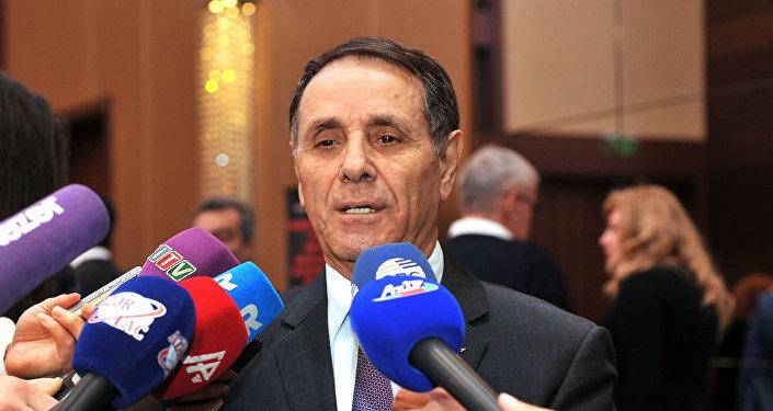Новруз Мамедов, заместитель главы администрации Президента Азербайджана