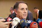 Заместитель руководителя Администрации Президента Азербайджана, заведующий отделом внешних связей Новруз Мамедов