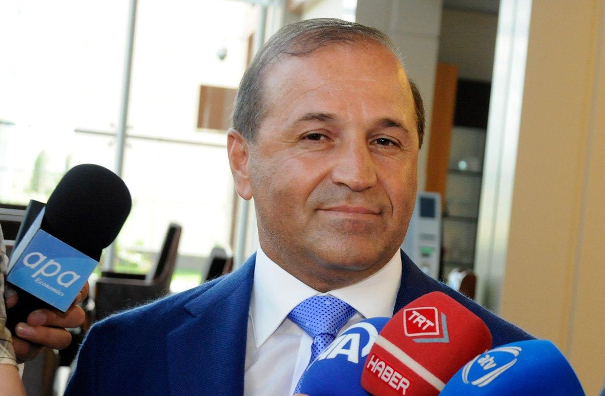 Tanınmış iş adamı Hacı İbrahim Nehrəmli