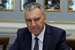 Председатель Госкомитета Азербайджана по делам беженцев и вынужденных переселенцев Али Гасанов