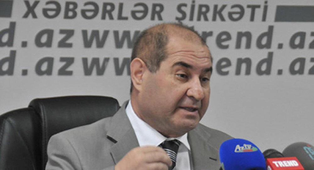 Директор Центра политических инноваций и технологий Мубариз Ахмедоглу