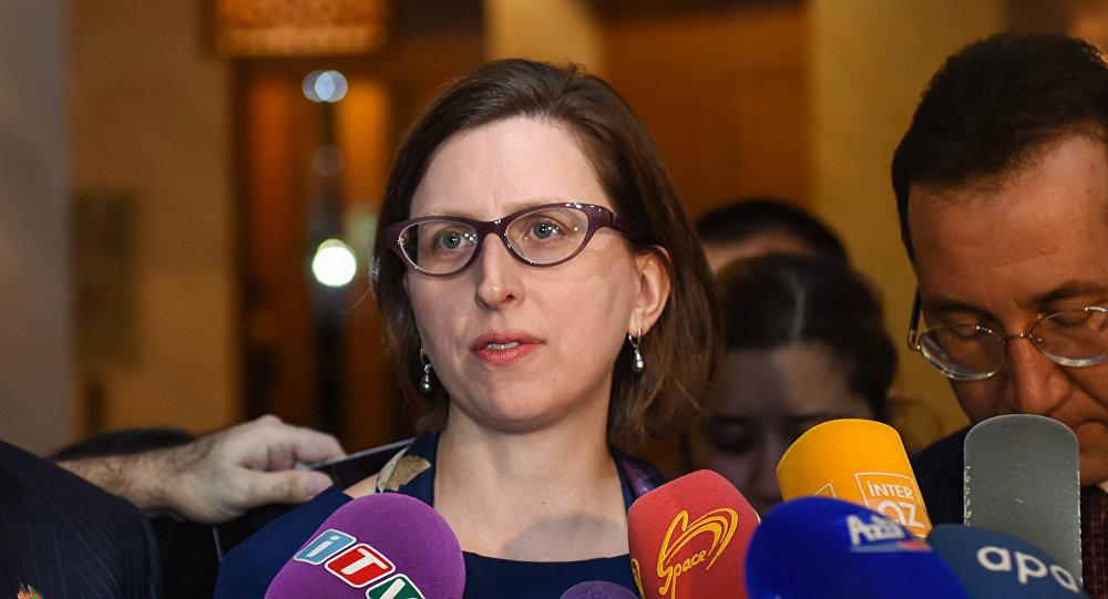 ABŞ müdafiə nazirinin köməkçisinin müavini vəzifəsini icra edən Laura Kuper