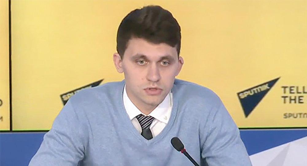 Директор интеграционного центра Миграция и закон Дмитрий Михайлов