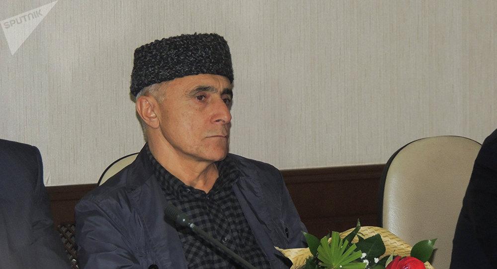 Народный артист Азербайджана Алим Гасымов