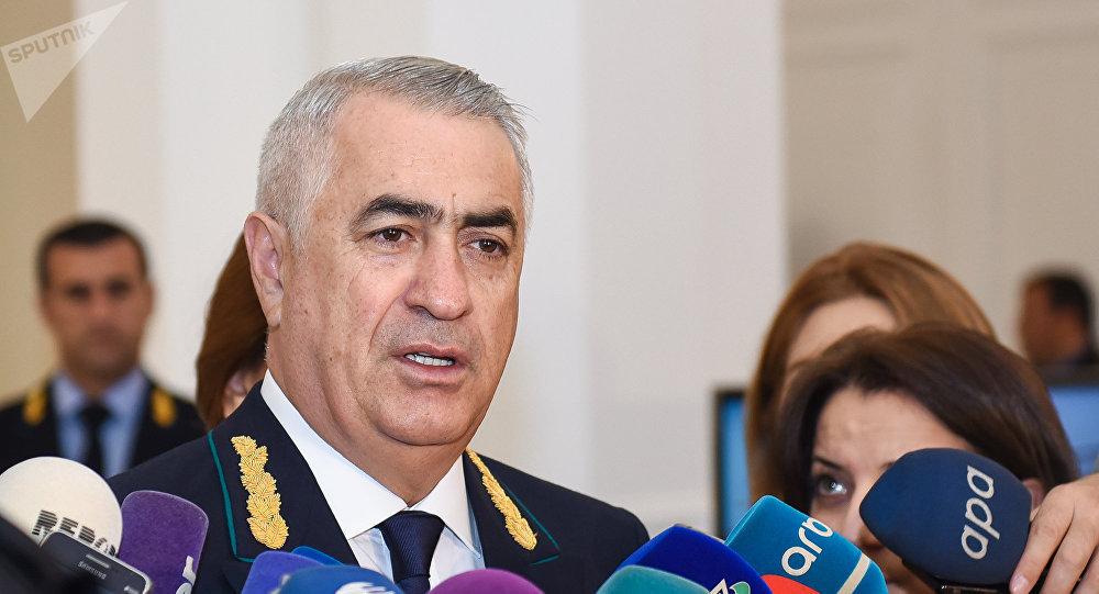Azərbaycan Dəmir Yolları QSC-nin sədri Cavid Qurbanov