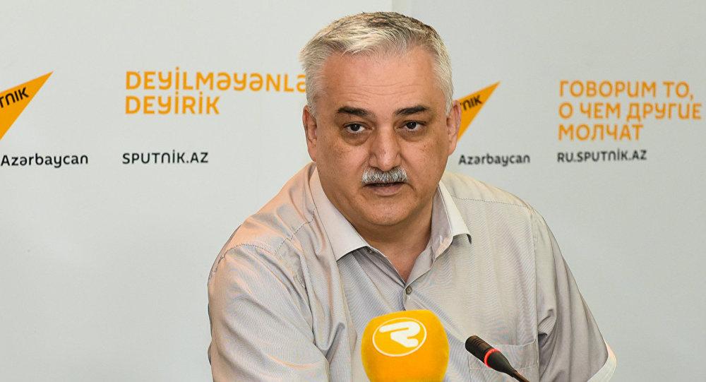 Фуад Ализаде, экономист