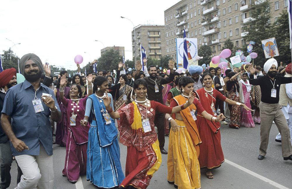 XII Всемирный фестиваль молодежи и студентов