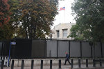 Здание посольства США в Анкаре