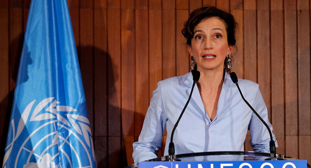 YUNESKO-nun yeni baş direktoru Odre Azule