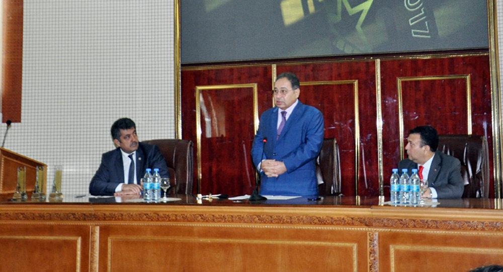 Церемония открытия II Фестиваля документальных фильмов тюркского мира