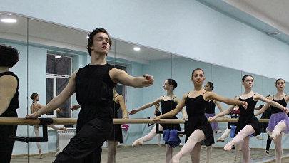 Азербайджанский танцор Фарид Казаков
