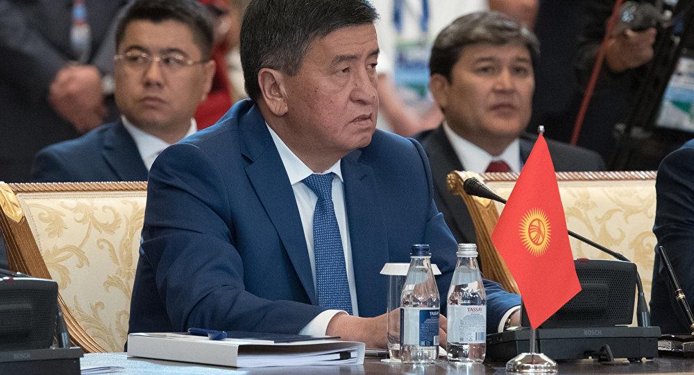 Навыборах президента Киргизии выигрывает  Жээнбеков— ЦИК