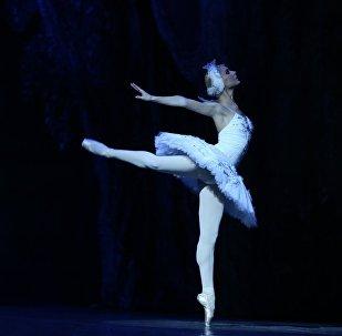 Балет Петра Чайковского Лебединое озеро