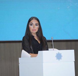 Вице-президент Фонда Гейдара Алиева Лейла Алиева, фото из архива