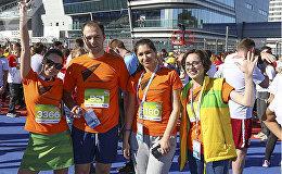 Как Sputnik пробежал забег на Всемирном фестивале молодежи и студентов в Сочи