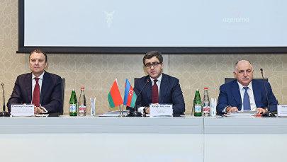 Азербайджано-белорусский бизнес форум в Баку