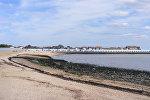 Остров в Англии Канви-Айленд, фото из архива
