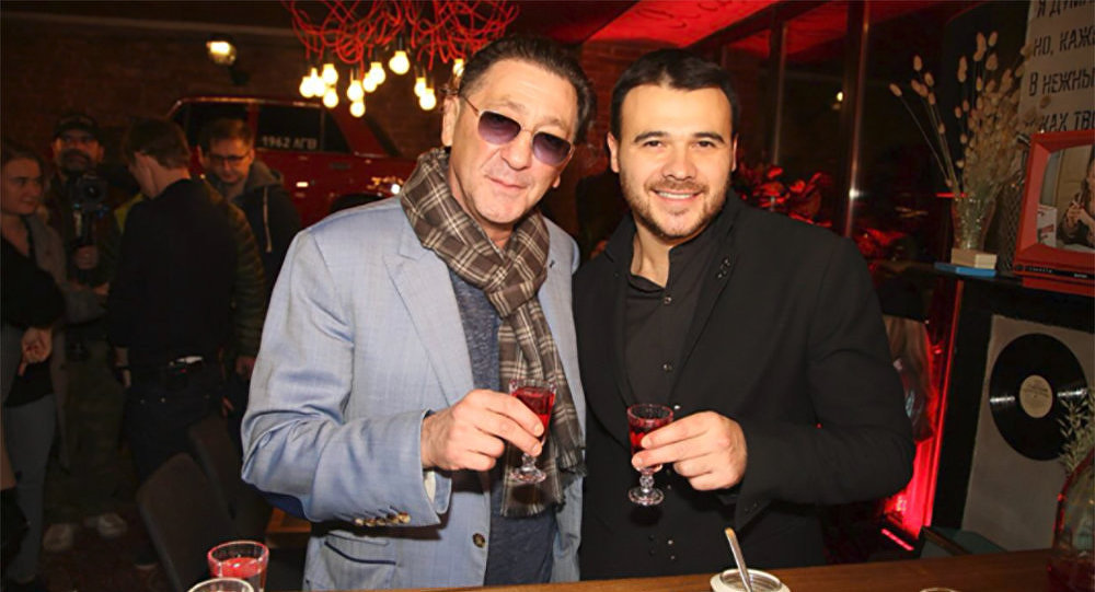 Григорий Лепс иЭмин запустили общий ресторанный бизнес