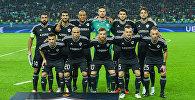 Qarabağ FK-nın oyunçuları, arxiv şəkli