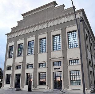 Здание центра современного искусства YARAT
