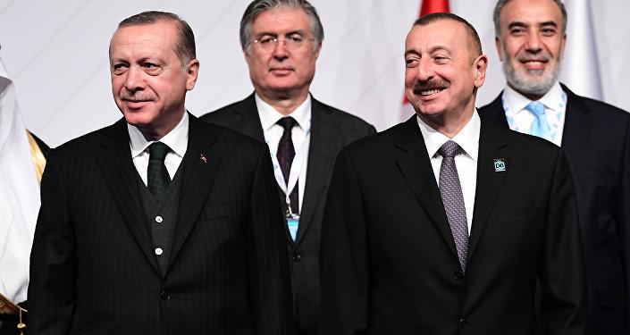 İlham Əliyev və Ərdoğan