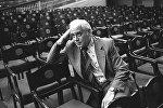 Народный артист СССР Игорь Олегович Горбачев, фото из архива