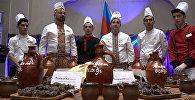 Фисинджан под нагара: в Баку открылся День кулинарии