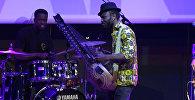 Виртуозный гвинеец открыл джазовую неделю в Баку