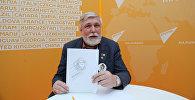 Известный художник Михаил Веременко в студии радио Sputnik