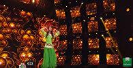Восточный танец Севды Фатуллаевой на сцене Ты супер! Танцы