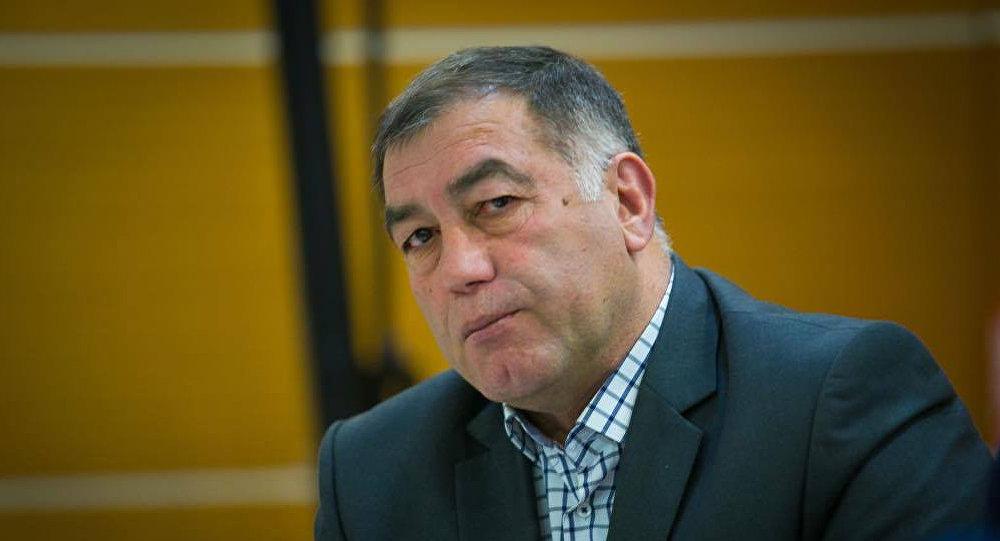 Председатель Национального конгресса азербайджанцев Грузии Али Бабаев