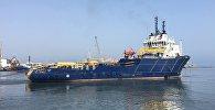 Корабль ЗАО Азербайджанское Каспийское морское пароходство