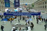 UNEC на Московской международной выставке Образование и карьера