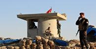 Курдские боевики в Ираке, 17 октября 2017 года