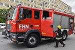FHN-in yanğınsöndürən avtomobili