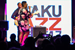 Выступление американской джаз-группы Kennedy Administration на Baku Jazz Festival 2017