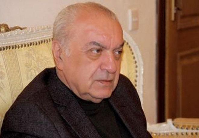 Народный артист Азербайджана Рафиг Гусейнов