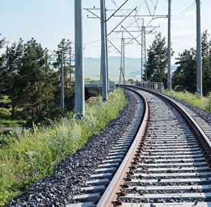 Bakı-Tbilisi - Qars dəmir yolu