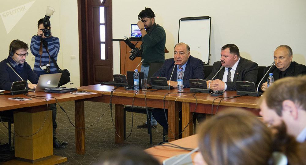 МИД Армении: Встреча Налбандяна иМамедъярова предусмотрена