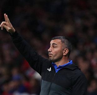 Тренер Карабаха Гурбан Гурбанов