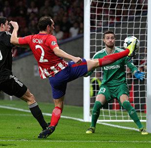 Матч Атлетико Мадрид - Карабах