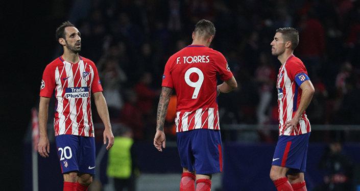 «Атлетико» дико опозорился вЛиге чемпионов
