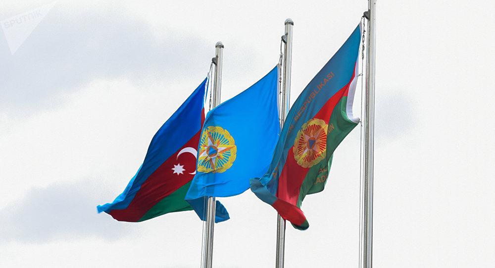 В Баку стартовали международные комплексные учения Хазар-2017