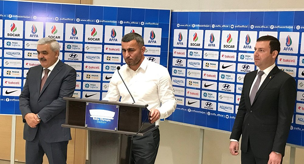 Гурбан Гурбанов назначен основным тренером сборной Азербайджана Новые детали; обновлено